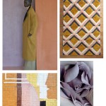 Color Inspiration No.12 – Lavender, Peanut, Salmon, Amber & Rosa Pink