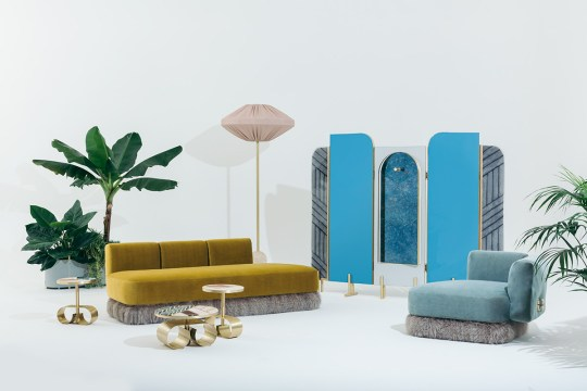 The Happy Room for Fendy-Eclectic Trends