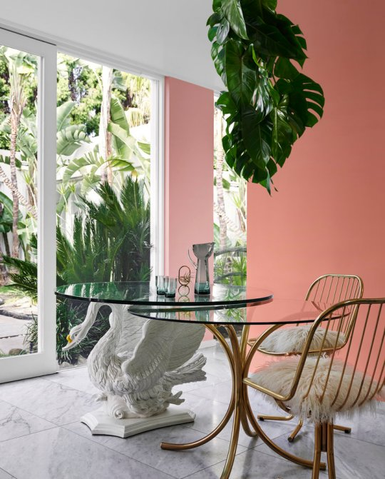 4 Color Trends 2018 by Dulux Escapade via Eclectic Trends