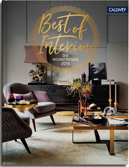 Giveaway Best of Interior 2018 Book via Eclectic Trends