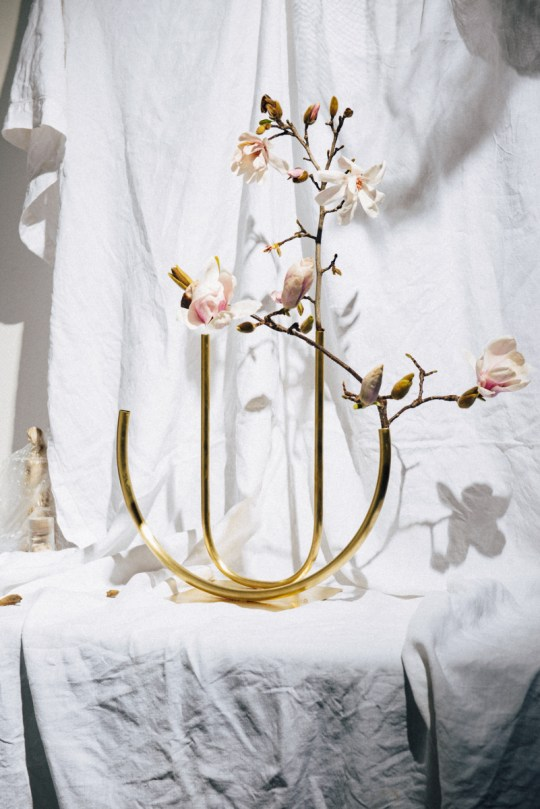 Circular shaped vases by Anna Varendorff