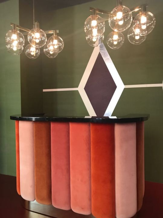 Eclectic Trends | Milan Design Week - Highlights-India Mahdavi for Ninufar Gallery