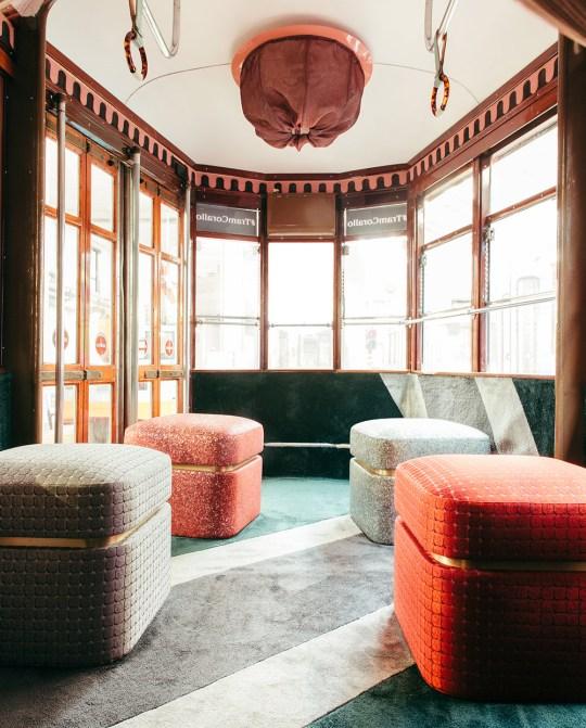 Eclectic Trends Top 5 -Milan Design Week 2018-Tram Corallo- Cristina Celestino