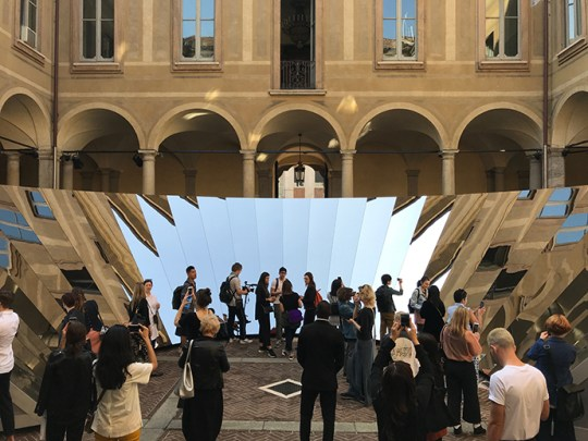 Eclectic Trends| Top4 Installations-Milan Design Week 2018-COS-Phillip K Smith_1