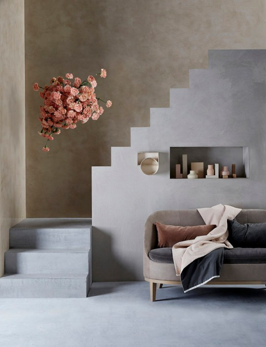 Eclectic Trends|The Tactility Surface Trend with Kristy Noble Photography for Elle Decoration UK