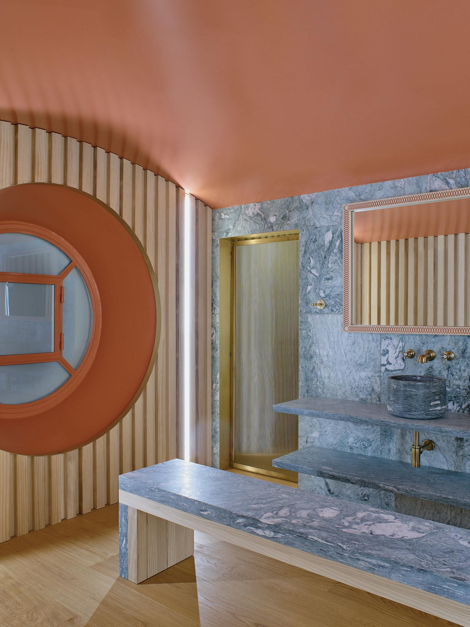 Eclectic Trends | Color at its best: Luca Guadagnino's Décor Debut