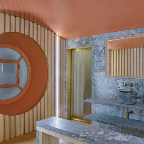 Color at its best: Luca Guadagnigno's décor debut