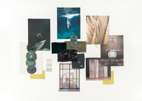 Review: Mood Board Masterclass September 2018 with Eclectic Trends