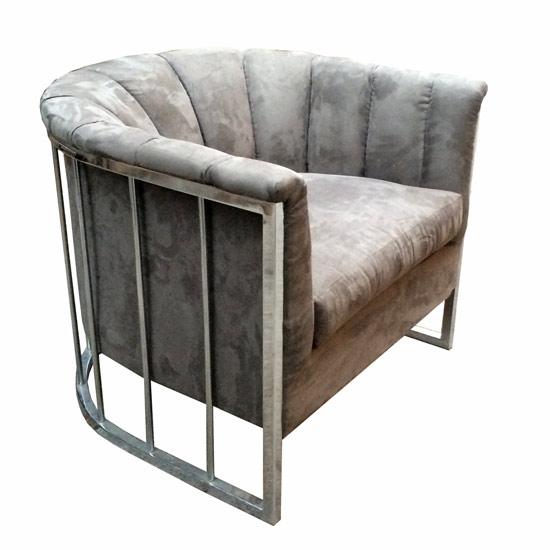 Image result for Milo Baughman Art Deco Club Chair