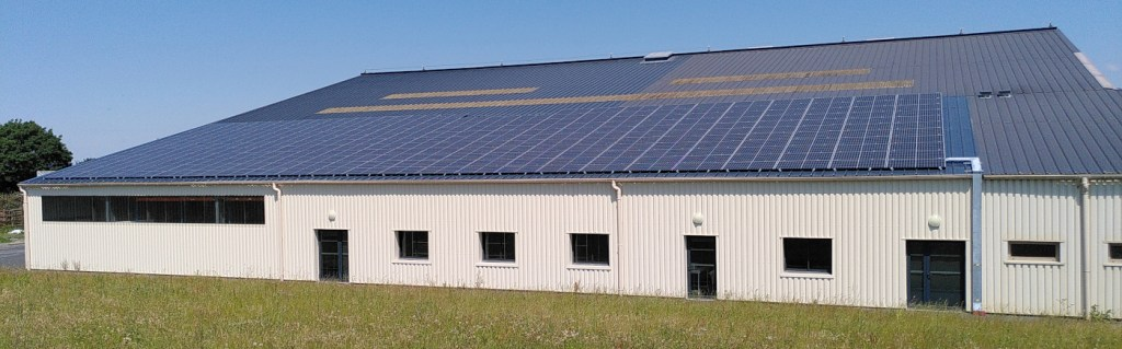 Centrale photovoltaïque Alise