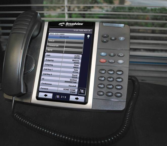 broadview modern cloud based phone system