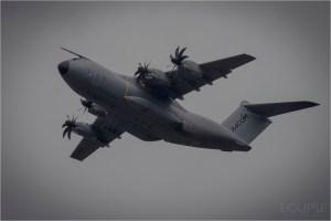 A400M, Military aircraft, propellers, Farnborough air show, air show, air display