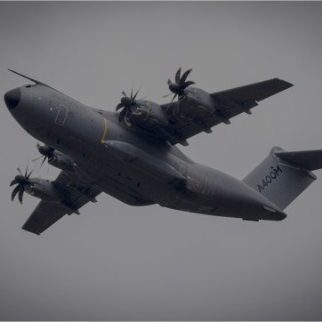 A400M, Military aircraft, propellers, Farnborough air show, air show, air display