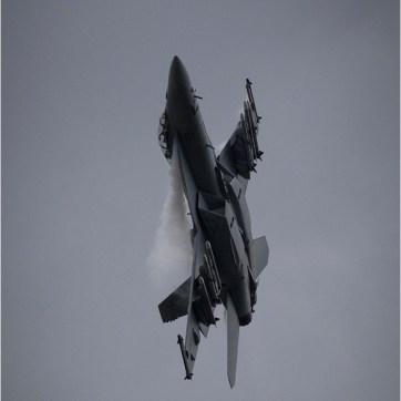 F-18, Farnborough Air show, Air show, Air display, Jet fighters, Military jets