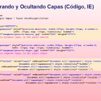 Codigo capa de ejemplo para una web