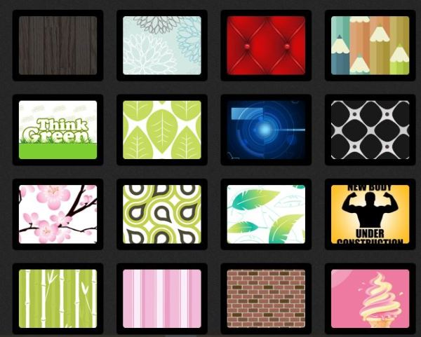Background labs Patterns