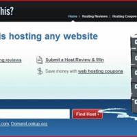 Whoishostingthis.com ¿donde esta alojada tu Web?