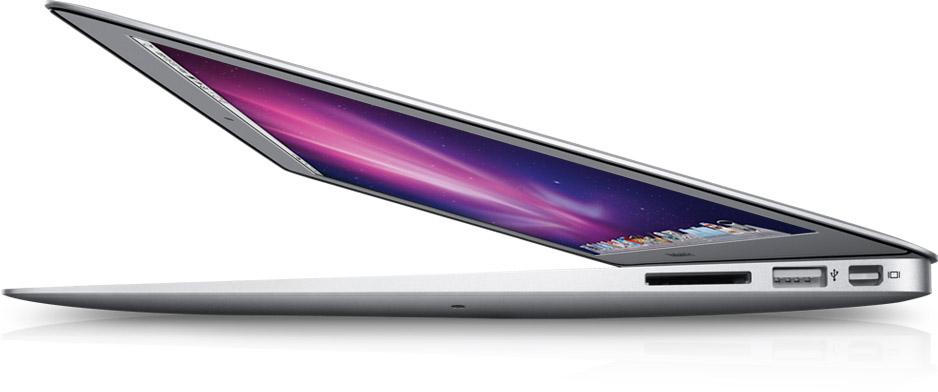 Tecnología y gadget, MacBook Air un sueño