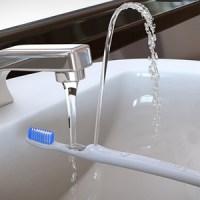 Rinser toothbrush la ultima tecnología en cepillo de dientes