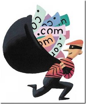 elegir el nombre de dominio