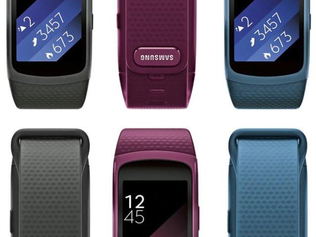 Samsung Gear Fit 2 llega con GPS integrado y nueva interfaz