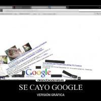Google estuvo caído 30 minutos por fallos técnicos