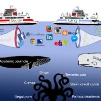 Curiosidades de la deep web