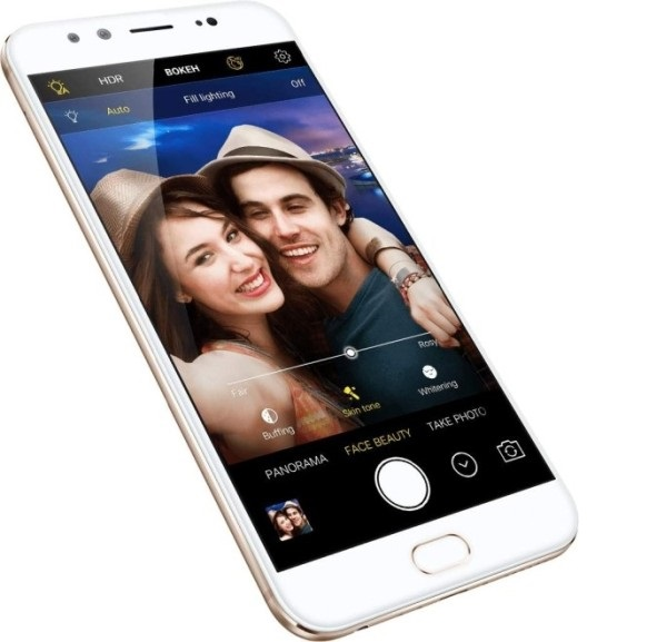 Nuevo smartphone Vivo V5 Plus