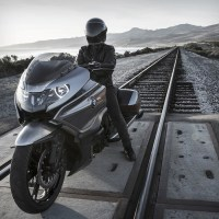 La motocicleta Concept 101, más que un lujo