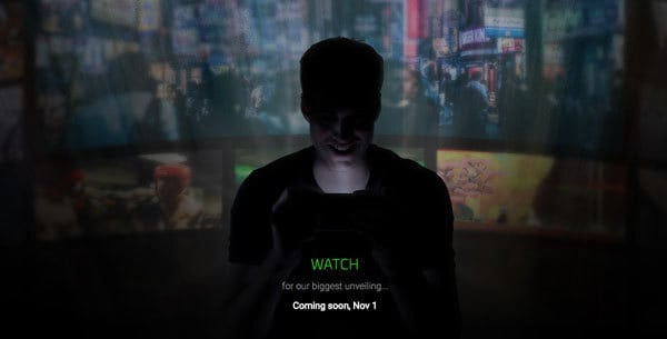 Razer Phone llega el 1 de noviembre, ¿qué prestaciones tendrá?