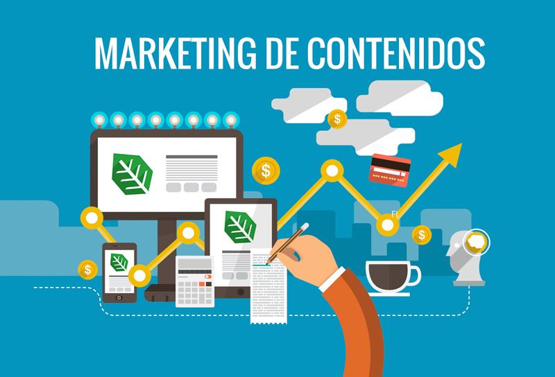 Marketing de contenidos, estrategia a largo plazo