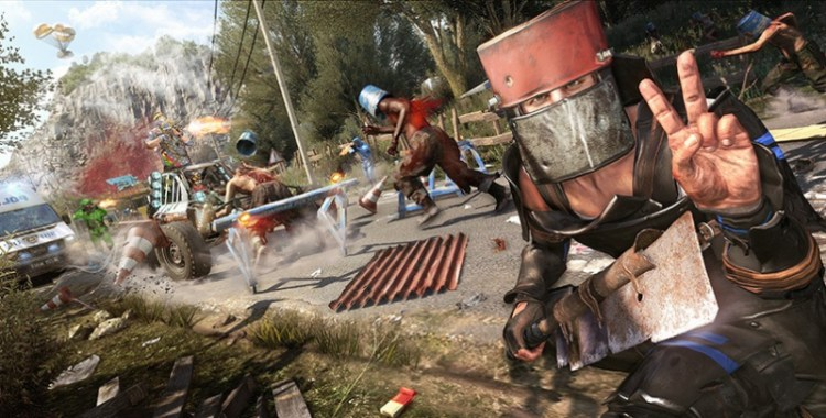[HOT] : Rust comes to Dying Light with a free bundle for a special event