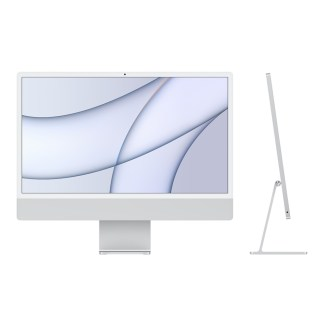 M1 iMac Silver