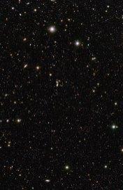 19 A Pool of Distant Galaxies (120 x 78,5) VERKOCHT