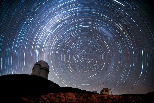 36 Starry La Silla (80,4 x 120 cm) VERKOCHT