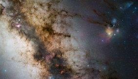 4 Heart of the Milky Way (68.7 x 120 cm) €164,91