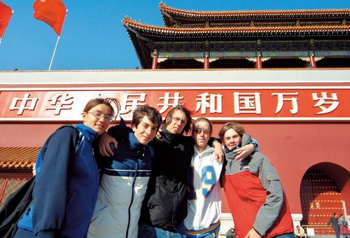 What keeps foreigners in China? - Headlines, features, photo and videos from ecns.cn