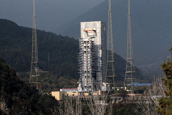 In pictures: China's Xichang Satellite Launch Center (4/10 ...