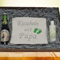 Papa_Box Geschenk für werdenden Vater Papa zum Vatertag
