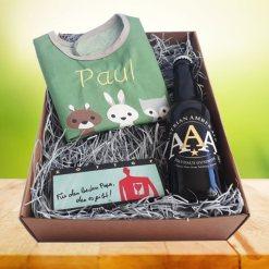 Papa - Baby - Box für frischgebackenen Vater, zum Vatertag, einfach so