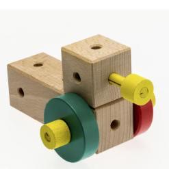 Nachhaltiges Holzspielzeug aus Österreich - Matador Country Maker