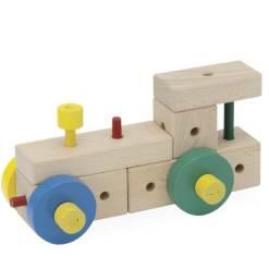 Nachhaltiges Holzspielzeug aus Österreich - Matador Maker 070