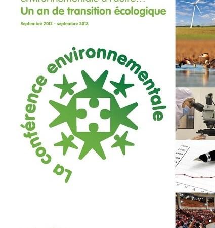 Conférence environnementale: les associations sur le qui-vive