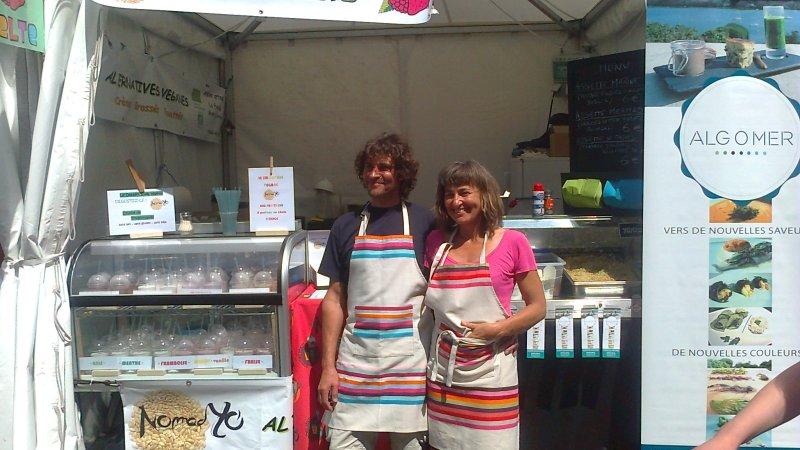 Nomad Yo, le yaourt végétal breton qui séduit !