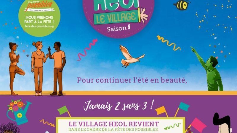 Village Heol saison 3 le 15 septembre 2018 : Jamais deux sans trois!