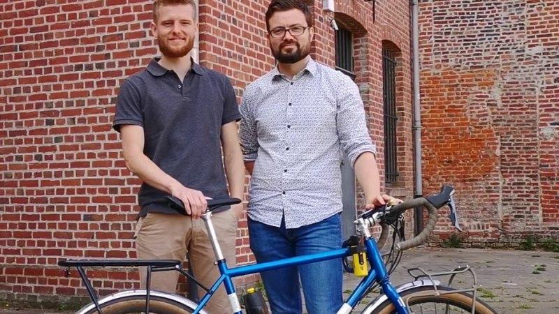 Le Bon'home. Un périple à vélo à travers la France pour créer l'encyclopédie participative de l'habitat!