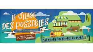 Rennes (35), Fête des possibles 2020 @ Le Village des Possibles