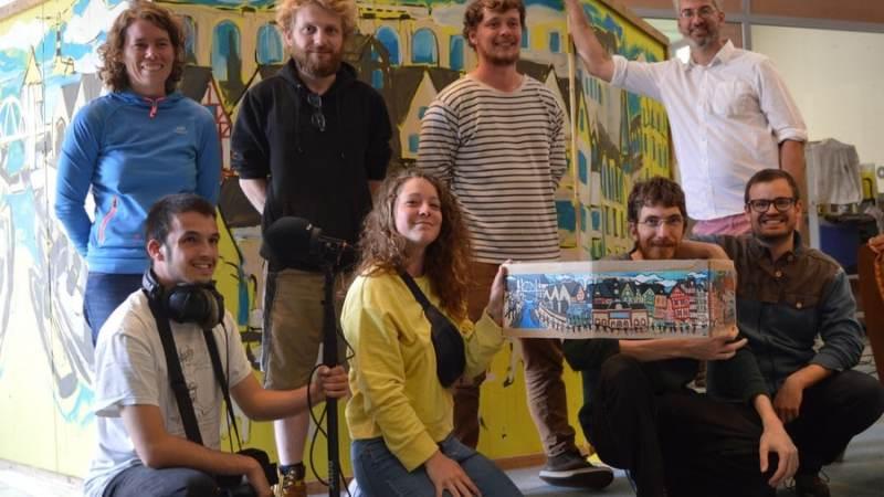 «Âmes de Bretagne»: une expo itinérante se construit sur les routes