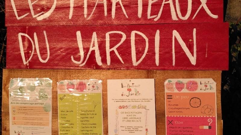 Les Marteaux du Jardin, une solution idéale pour une transition écologique et sociale à Saint-Malo.