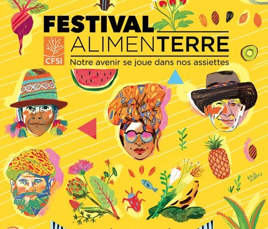 Bruz (35), Festival Alimenterre, soirée ciné-échanges